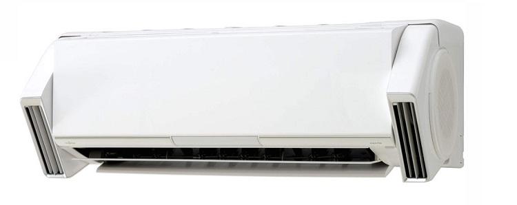Aire Acondicionado Split Fujitsu ASY Ui-KX - Laterales