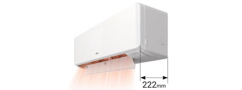 Aire Acondicionado Split Fujitsu KM - Detalle