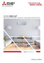 Catalogo comercial Mitsubishi MSZ-AP