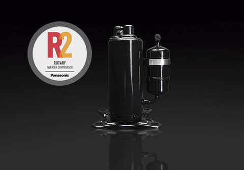 Panasonic R2 Compressor