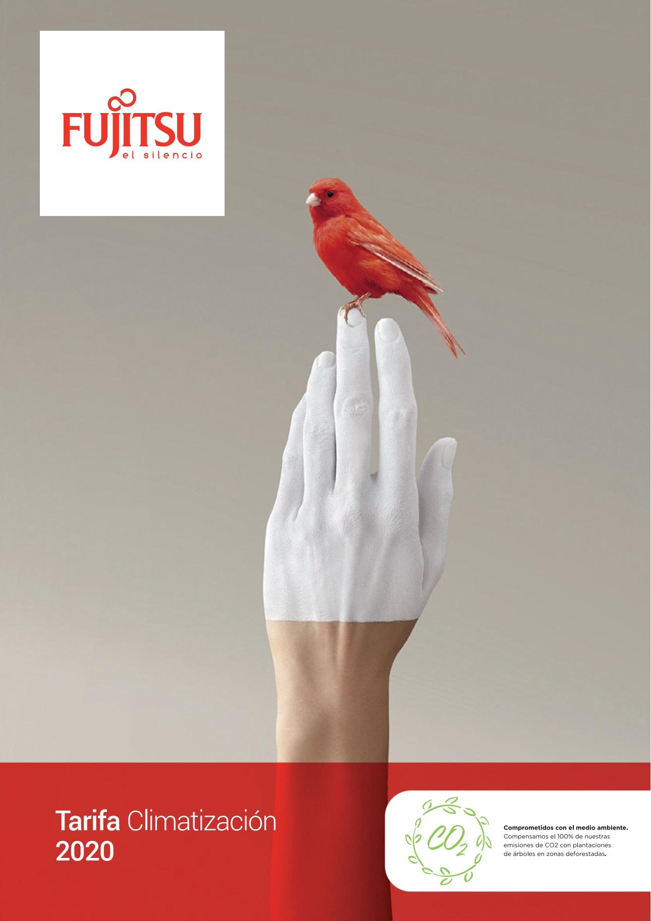 Portada Tarifa Fujitsu 2020