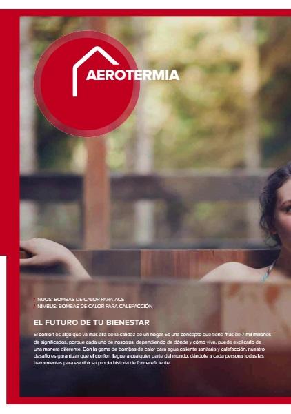 Catalogo Aerotérmica Ariston 2018