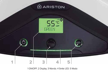 Comprar Bomba de calor para ACS Ariston NUOS EVO A+ 80