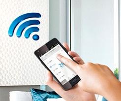 Smart WIFI Samsung - Bomba de calor