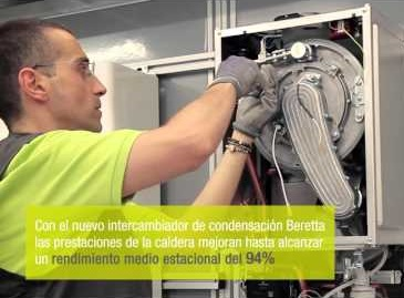 Instalación Caldera Beretta