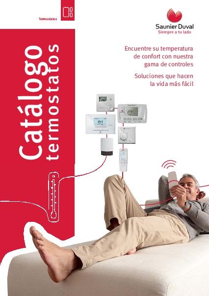 Catalogo Comercial de termostatos Saunier Duval