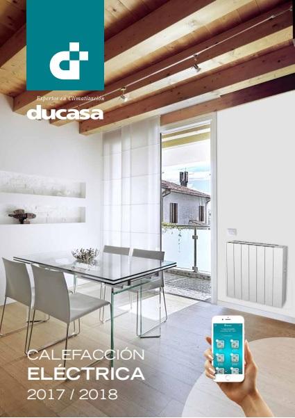 Catalogo-Calefaccion-2017-2018 Ducasa