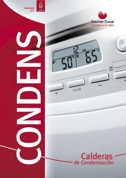 Catalogo de Calderas de condensacion Saunier Duval