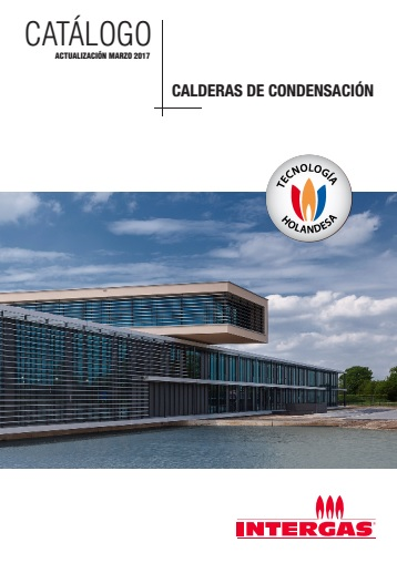 Catalogo Tarifa Intergas 2017