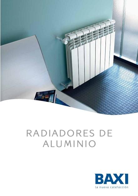 Catalogo Radiadores de aluminio Baxi
