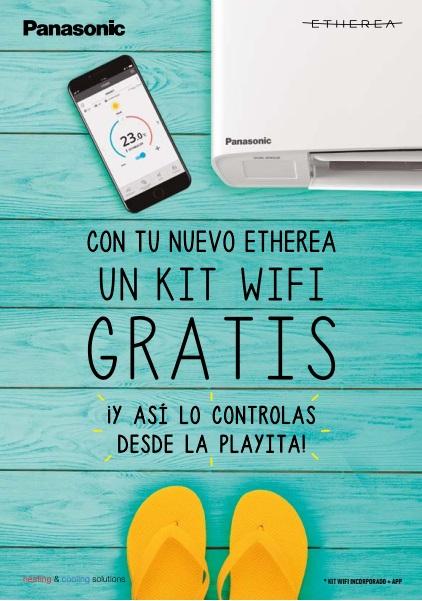 Kit Wifi Panasonic CZ-TAGC1 - folleto