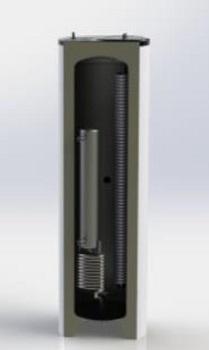 Venta Acumulador Gasfriocalor VS 200 IP (3 circuitos)