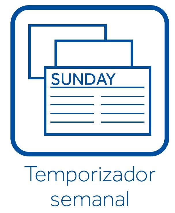 Temporizador semanal