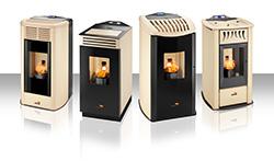 Nueva gama de estufas de pellets cointra - Estufa biomasa precio ...