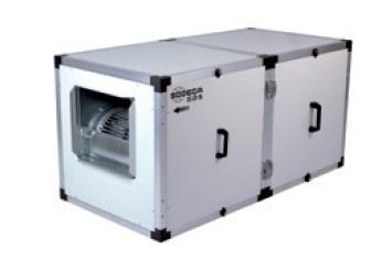 Unidad de Filtración Sodeca UDT