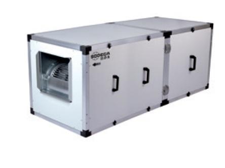 Unidad de Filtración Sodeca UDTX