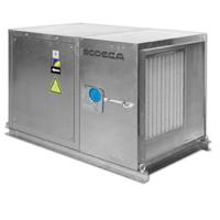 Unidad de Filtración Sodeca UFR