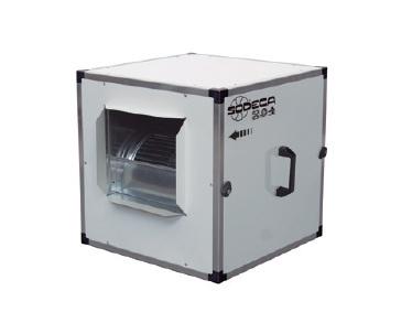 Unidades de Ventilación Sodeca CJBD-ALF