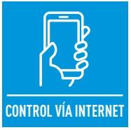 control via internet