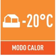 modo calefacción