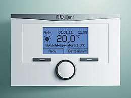 Termostato Vaillant CalorMATIC