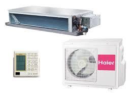 Aire acondicionado haier conductos ad36ns1era for Aire acondicionado haier