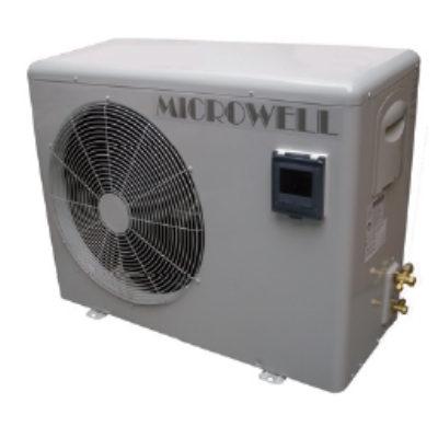 Bomba de calor para piscinas tecna hp 1200 omega split for Instalacion de bomba de calor para piscinas