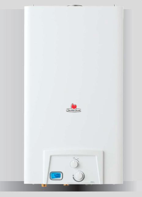 Calentador a gas saunier duval opalia f14 2 b22 - Calentador a gas ...
