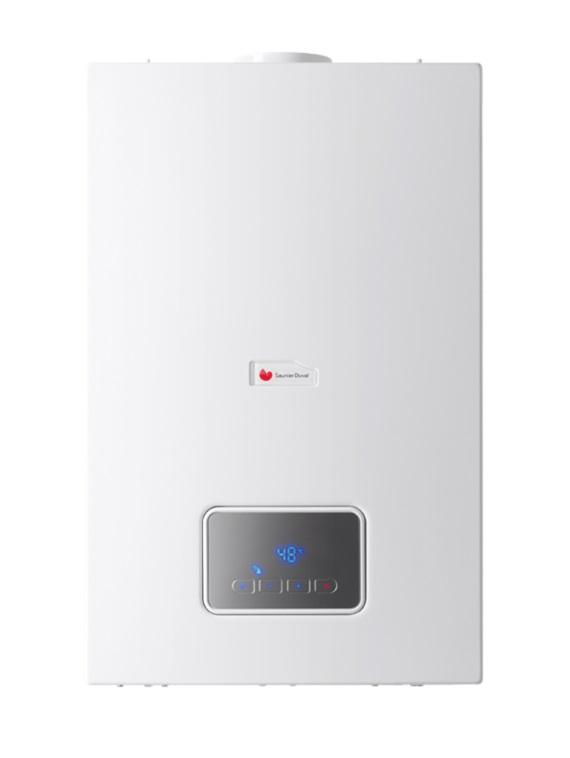 Calentador a gas saunier duval opaliatherm f16 slim - Calentador a gas ...