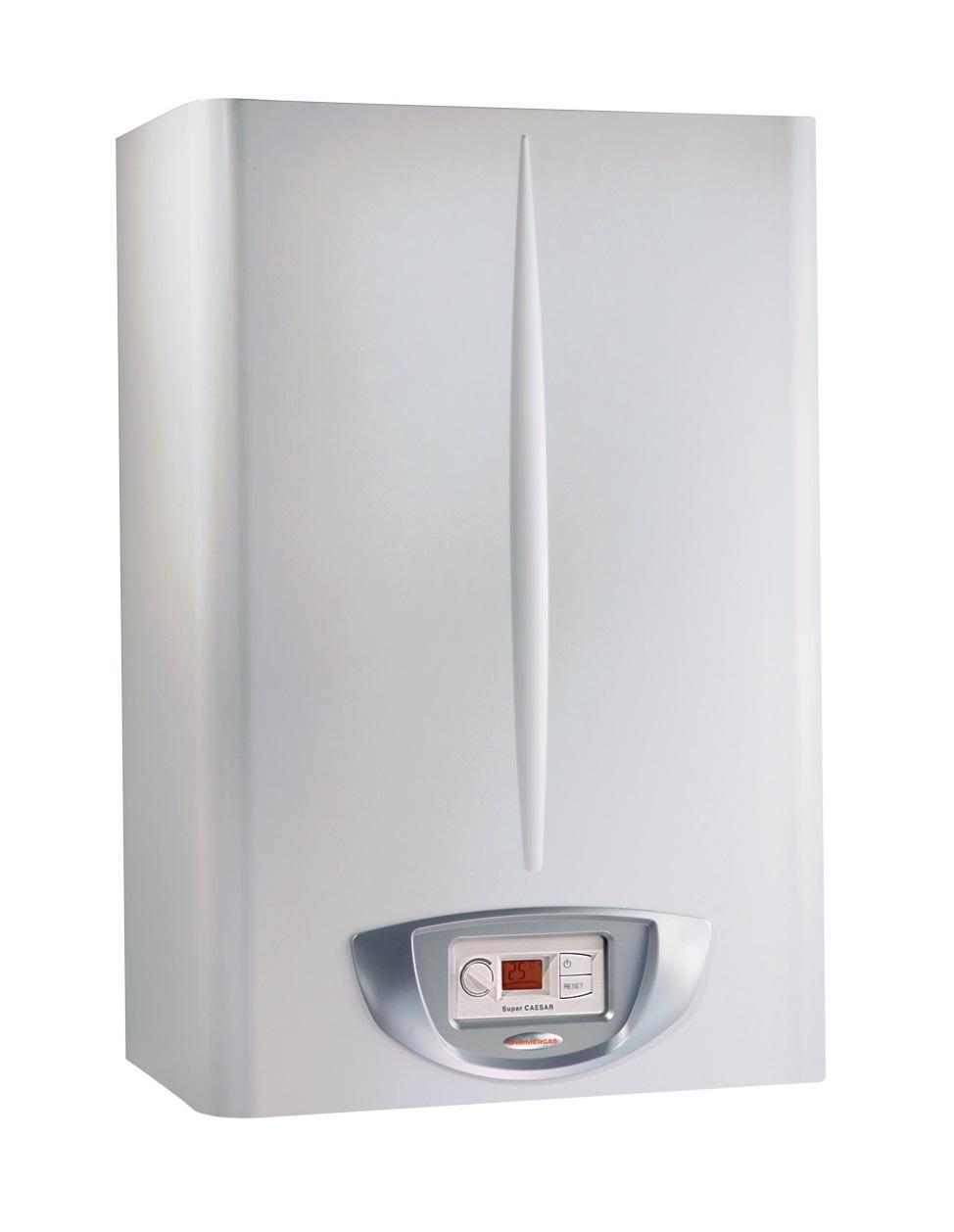 Calentador de agua a gas immergas caesar 14 for Calentador de agua a gas