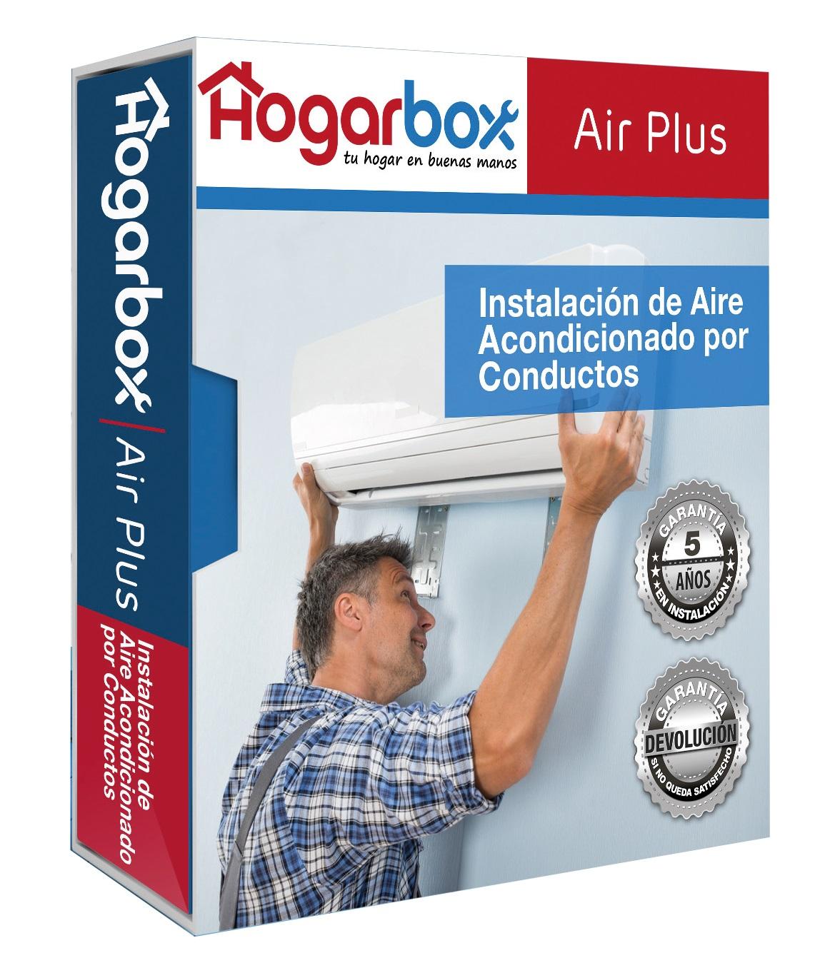 Instalación HogarBox Air