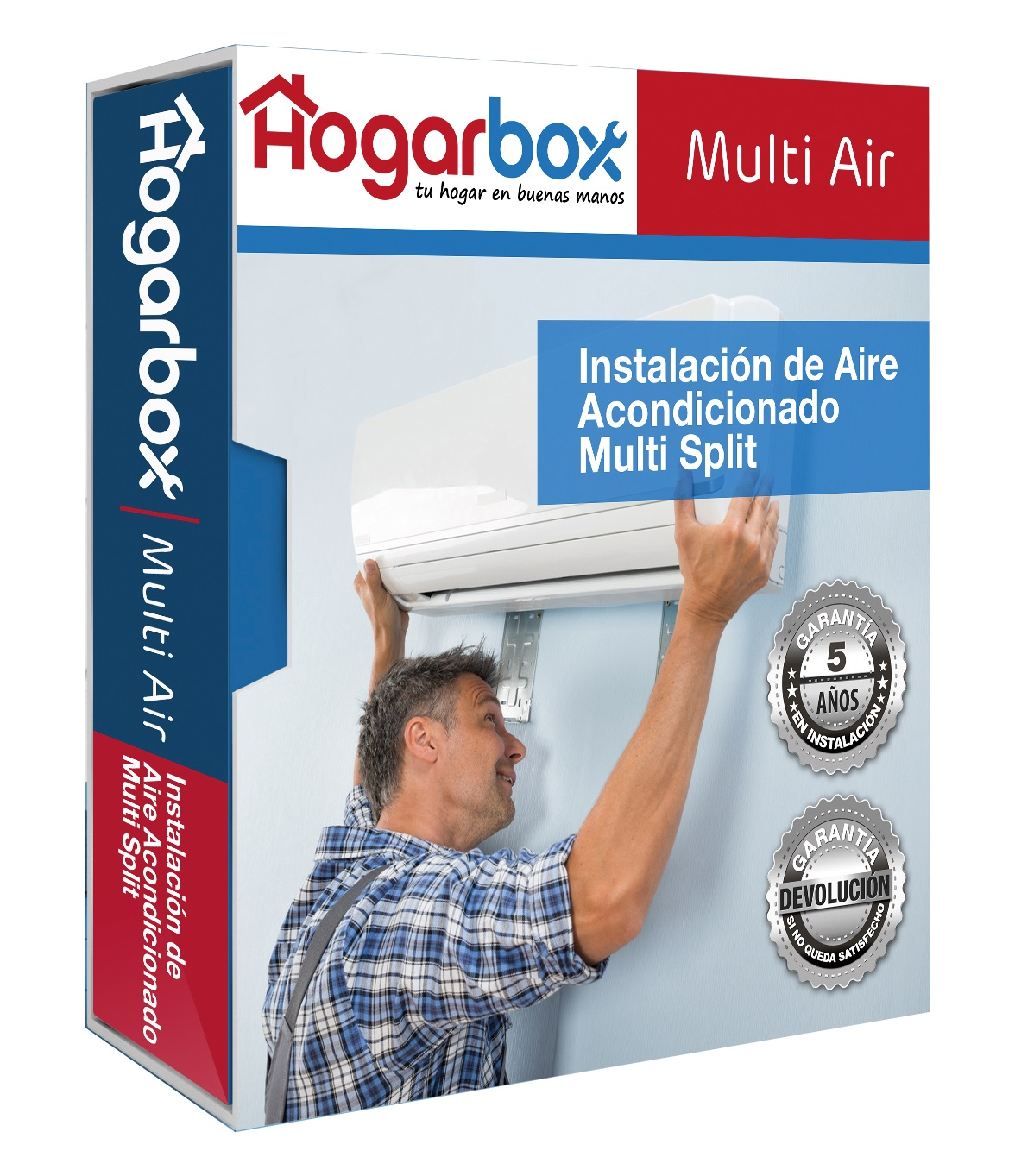 Instalación HogarBox Air Multi