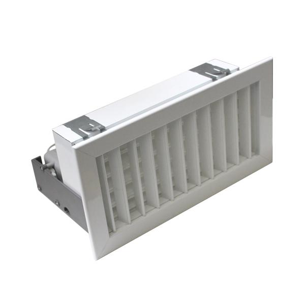 Rejilla motorizada airzone rint 150 x 500 for Rejillas aire acondicionado regulables