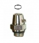 Purgador orientable 360º MPS/1 Cabel 1/8