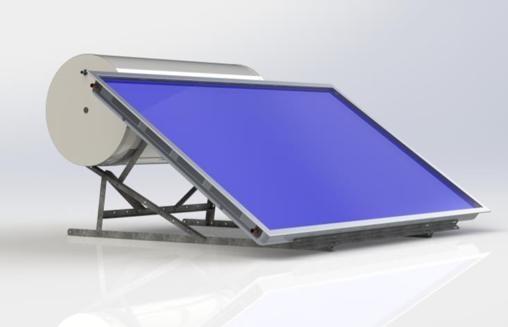 Placa Solar Térmica, precios y ofertas