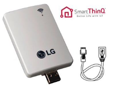 Módem WiFi LG SMART THINQ