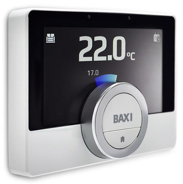 Termostato modulante wifi baxi txm 10c for Termostato caldera wifi
