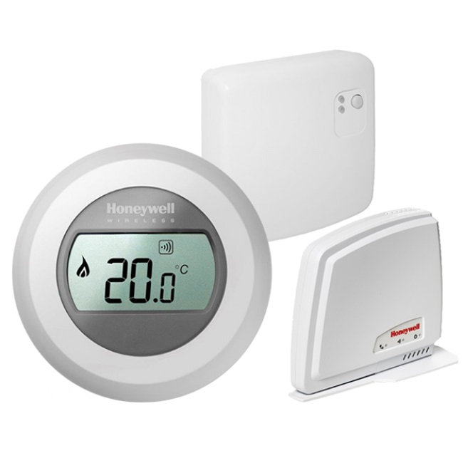 termostato wifi round connected honeywell y87rfc2066