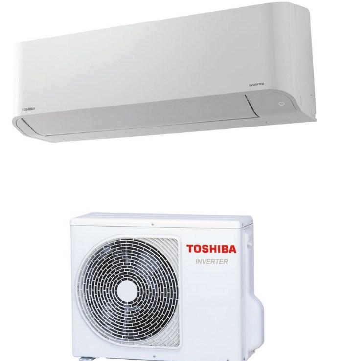 Aire Acondicionado Split Toshiba