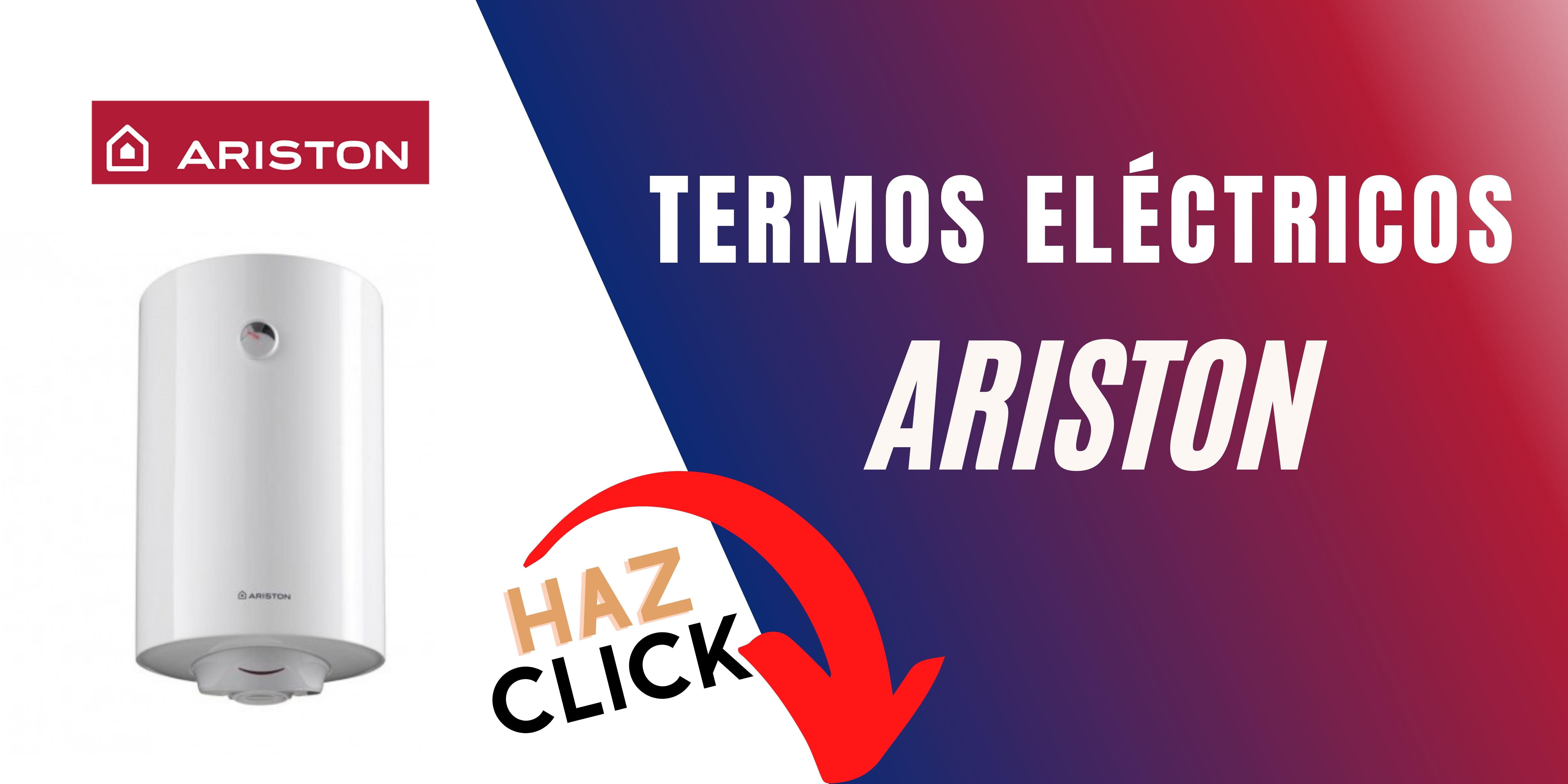 Termo eléctrico Ariston mejor precio online