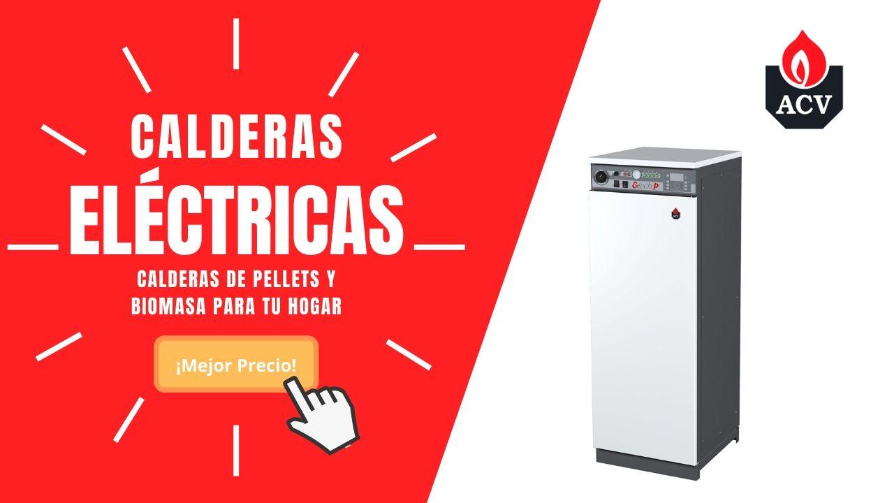 Calderas Eléctricas ACV