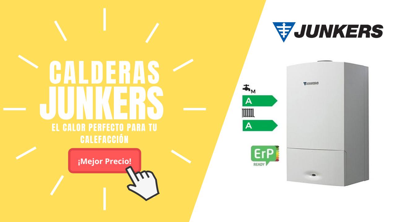 CALDERAS A GAS JUNKERS CERAPUR Mejor PRECIO Online
