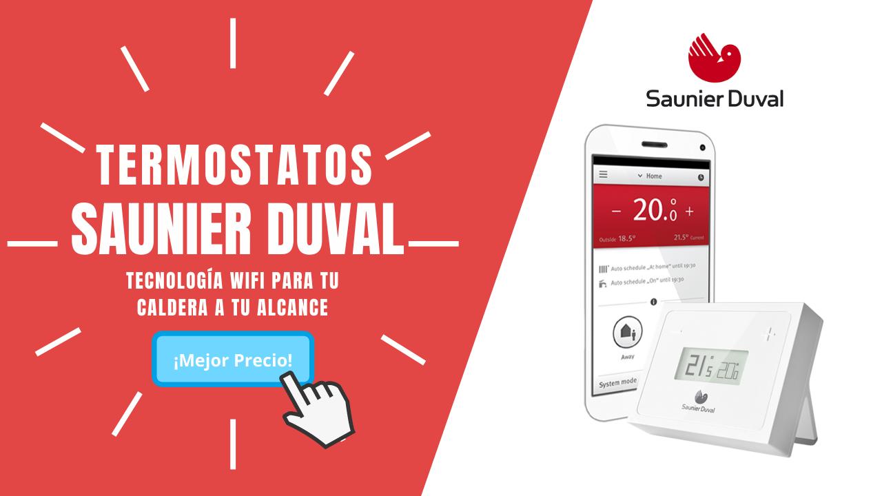 Termostatos Saunier Duval precios