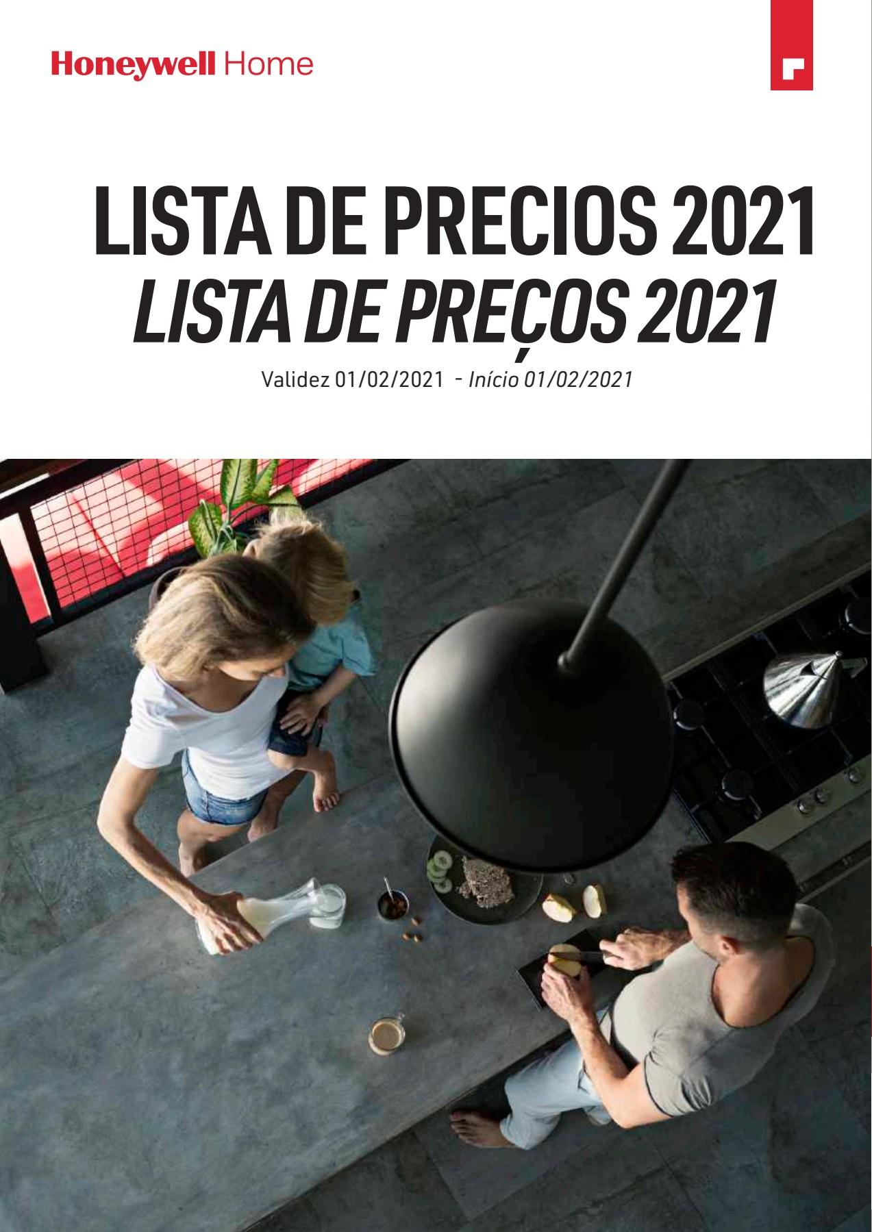 Tarifa Honeywell 2021