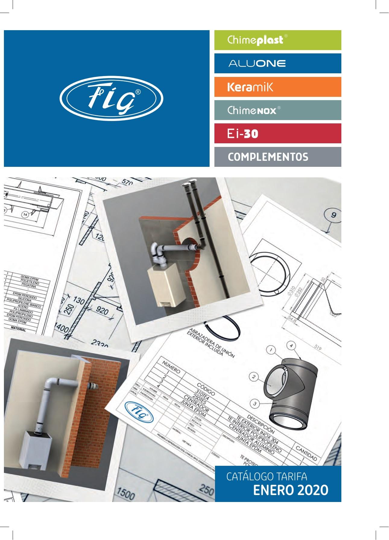 Catálogo 2020 FIG